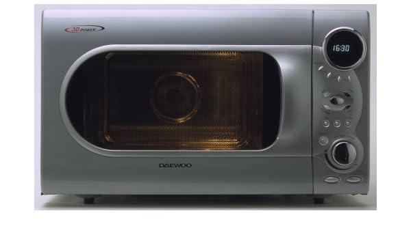 Daewoo koc1b0 K horno de microondas con grill 34 litros 1000 W ...
