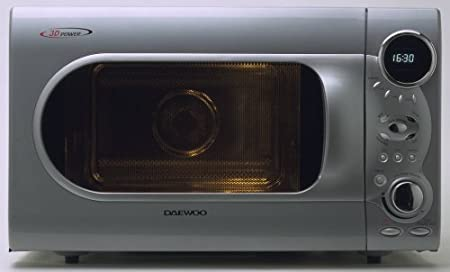 Daewoo koc1b0 K horno de microondas con grill 34 litros 1000 ...