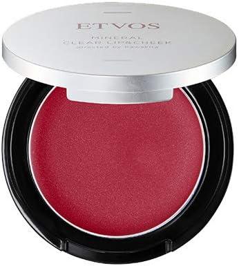 ETVOS(エトヴォス) ミネラルクリアリップ&チーク