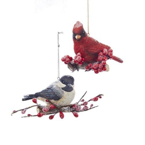 resin bird ornaments - 5