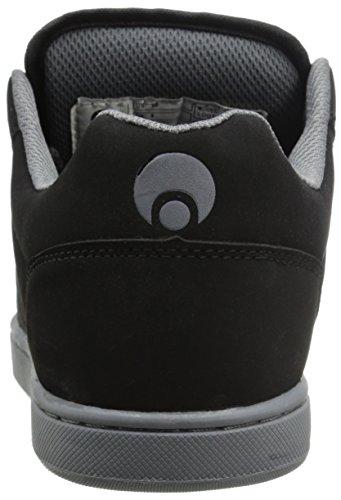 Osiris Loot Hombre Fibra sintética Deportivas Zapatos, - negro/negro, 40.5