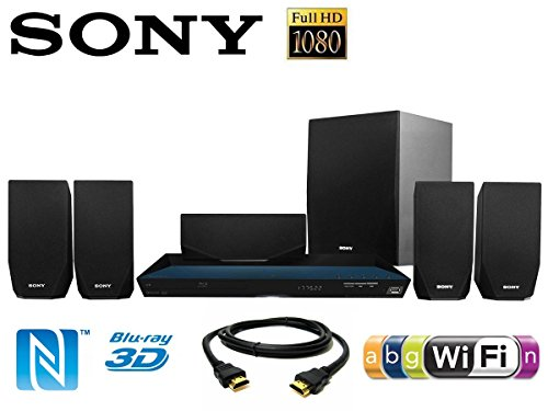 BDV-E3100 5.1 Channel 3D Blu-ray Disc Home Theater System