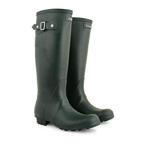 Cotswold - Zapatos de caza para mujer Verde - verde