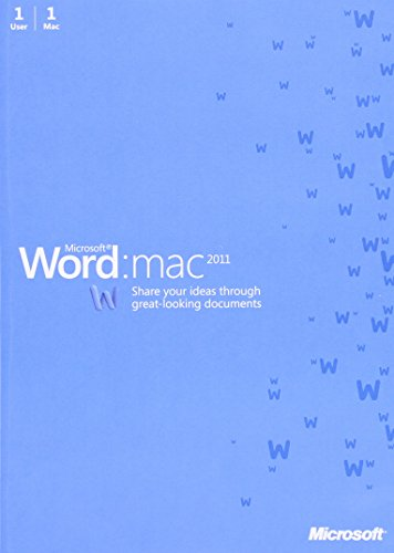 Word for Mac 2011