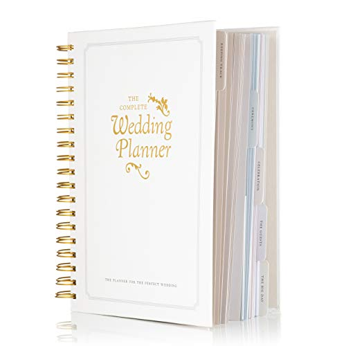 The Complete Wedding Planner Book and Organizer by DayWorks: The