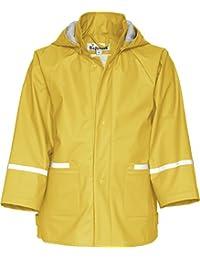 Playshoes Childrens Waterproof Reflective Rain Jacket É