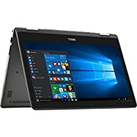 "Dell Inspiron 13 7000 2-in-1 13.3"" FHD Touchscreen Laptop with Intel Core i7-7500U / 12GB / 512GB SSD / Win 10 (Silver)"