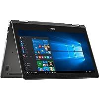 Dell Inspiron 7000 13.3 2-in-1 Full HD Touchscreen Convertible Laptop, 7th Intel Core i7-7500U, 12GB DDR4 RAM, 256GB SSD, Backlit Keyboard, Bluetooth, HDMI, 802.11AC, Windows 10