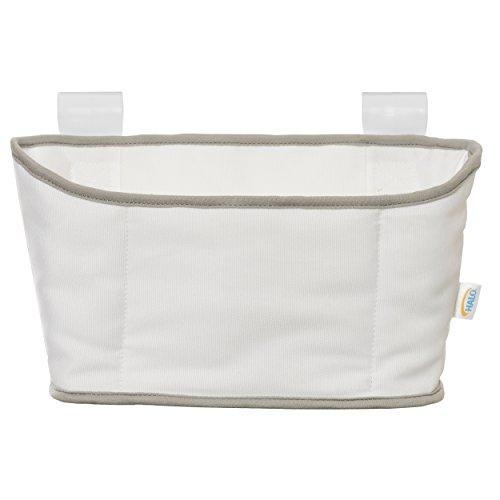Halo Bassinest Swivel Sleeper Storage Caddy, White