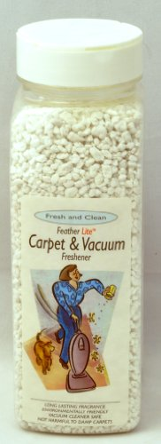 FeatherLite Carpet and Vacuum Freshener Fresh & Clean Model 32014503 by FeatherLite