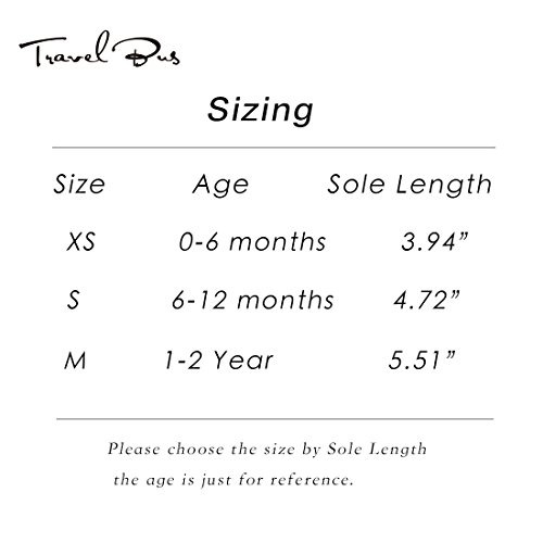 TRAVEL BUS Unisex-Baby Newborn Soft Cotton Infant Socks(6 Pack Socks) (XS/0-6 M, Bamboo)