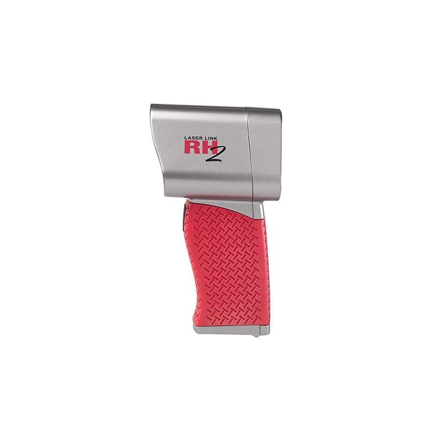 Laser Link Red Hot 2 Golf Rangefinder Bundle with Free PlayBetter Protective Carrying Pouch | RH2 Laser Rangefinder