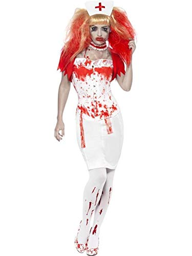 Smiffys Blood Drip Nurse
