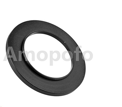 Ring 43mm (Universal 43-77mm /43mm to 77mm Step Up Ring Filter Adapter for UV,ND,CPL,Metal Step Up Ring Adapter)