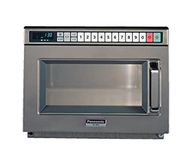 Panasonic NE-1853 Commercial Microwave, 1800W: Amazon co uk