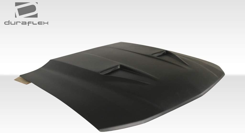 1 Piece Body Kit Duraflex ED-JHK-347 Mach1 Hood Compatible with Ford Mustang 2005-2009