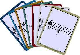 Signatures Key Chords (Cool Cat Cards - Music Flash Cards - Complete Set (Music Notes, Music Terms & Symbols, Intervals, Tempo Markings, Chords, Articulations, Dynamics, Key Signatures) (Cards) (Volume #5))