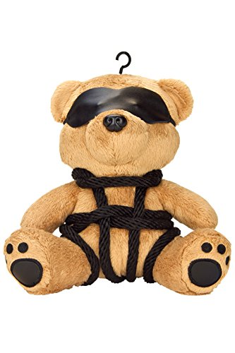Price comparison product image Teddy Bear Collectible Bondage Doll Toy - Billy