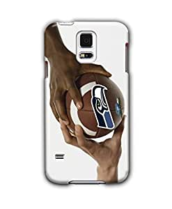 Diy Phone Custom Design The NFL Team Seattle Seahawks Case Cover for For Samsun Galaxy S4 I9300 Cover