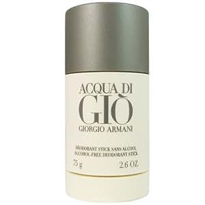 3bb3dadefbdbd Amazon.com   Giorgio Armani Acqua Di Gio Deodorant for Men, 2.6 ...