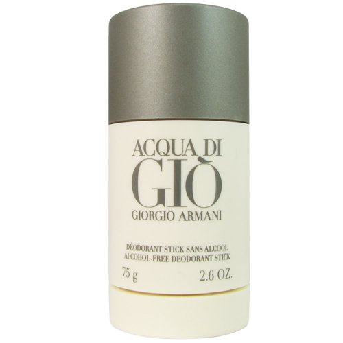 Giorgio Armani Acqua Di Gio Deodorant for Men, 2.6 Ounce
