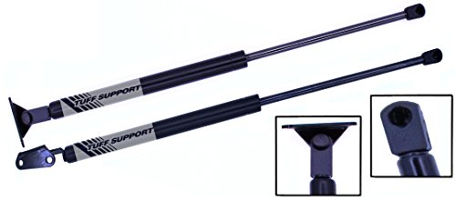 2 Pieces (SET) Tuff Support Trunk Lid Lift Supports 1990 To 1993 Geo Metro Convertible Only