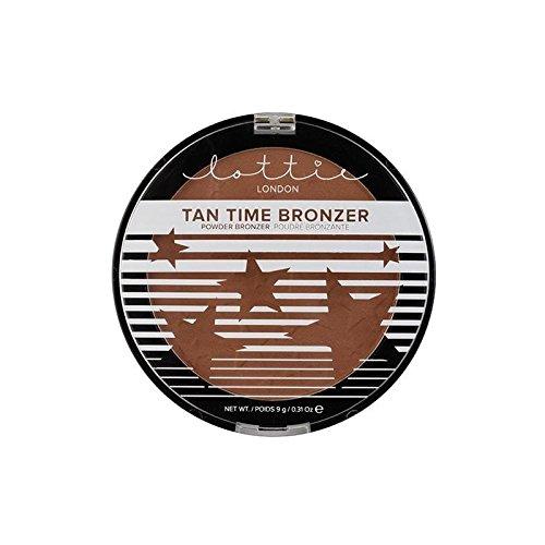 Lottie London, Tan Time Bronzer (Pack of 6) - ロンドン、日焼け時間ブロンザー x6 [並行輸入品] B071H9S4W7