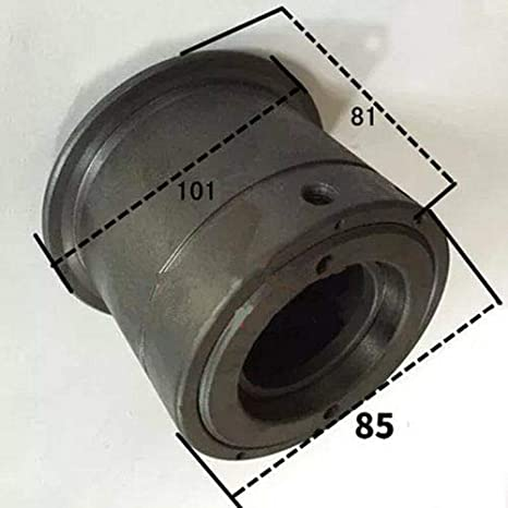 Milling Machine Part Spindle Pulley Clutch Bearing Seat Nut Slow File A4+A11 New