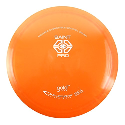 Saint Disc - Latitude 64 Gold Line Saint Pro Fairway Driver Golf Disc [Colors May Vary] - 160-169g