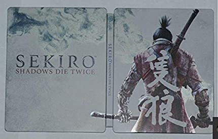 Amazon.com: Sekiro Shadows Die Twice - PlayStation 4 ...