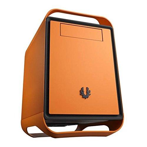BitFenix Prodigy M BFC-PRM-300-OOXKK-RP No Power Supply MicroATX Tower Case (Orange)