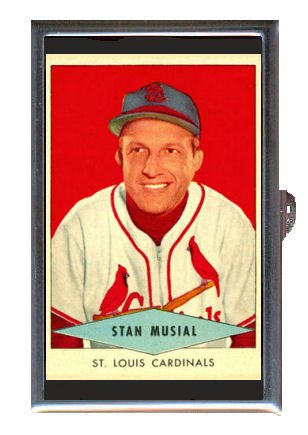 Coin St Louis (STAN MUSIAL ST LOUIS CARDINALS Coin, Mint or Pill Box: Made in USA!)