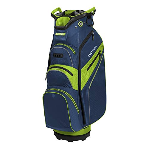 Datrek DG37367 Lite Rider Pro, One Size, Navy/Lime/Charcoal