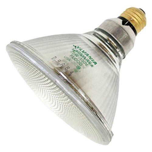 (Capsylite PAR38 75 Watt 130 V Flood Beam Tungsten Halogen Reflector Bulb)