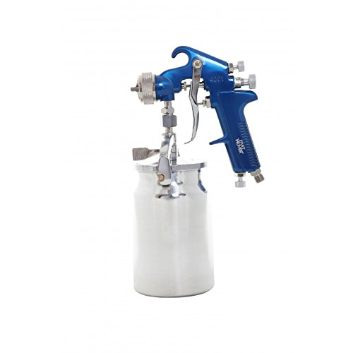 Fast Mover Tools FMT3000/1.3 Conventional Suction Spray Gun, Blue, 1.3 mm Fast Mover Tools UK