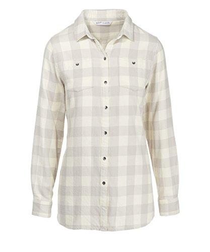 woolrich-womens-buffalo-check-boyfriend-shirt-silver-gray-check-xx-large