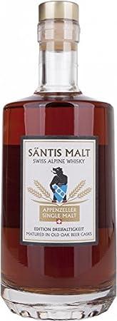 Säntis Malt Appenzeller Single Edition Trinity Whisky - 500 ml
