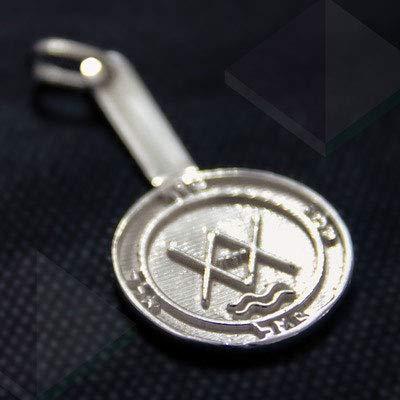 Medalha Kabalística com Táquions