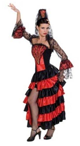 bd456d48125b Rubie s Rubies 1 3236 - Costume da donna spagnola (Bolero