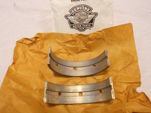 24409-01K HARLEY DAVIDSON MAIN BEARING SHELL, UPR/LWR-RE ()