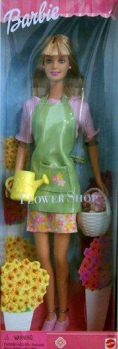 Barbie Flower Shop Doll (1999) by Unknown