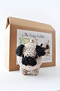 DIY Beginner Crochet Kit (Bear) The Pudgy Rabbit 6276453