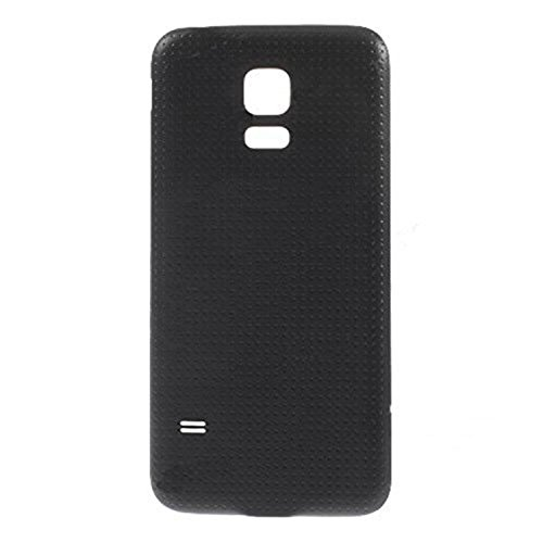 JOEMEL Battery Back Door Housing Cover Case for Samsung Galaxy S5 Mini G800f Replacement Repair Spare Part (Black)