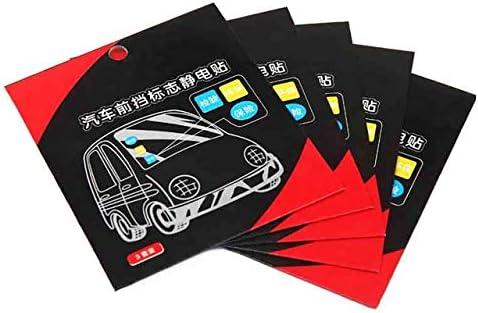 Annual Post Car Sticker Auto Window Signal Clear Cling
