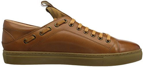 Zanzara Mens Owen Fashion Sneaker Cognac