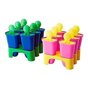 Amazon.com: IKEA 802.084.78 chosigt Ice Pop Maker, Azul ...