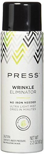 Press Wrinkle Eliminator Travel Size, 2.2 (Travel Size Wrinkle Remover)
