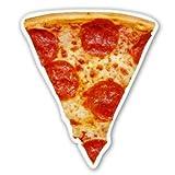 Pizza Slice Vinyl Sticker - Car Window Bumper Laptop - SELECT SIZE offers
