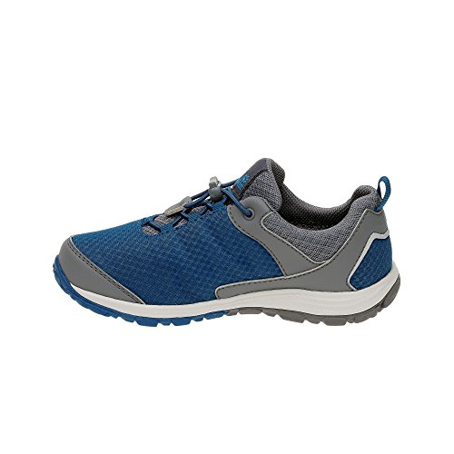 Jack Wolfskin Boys Outdoorschuhe Portland Texapore Low K aqua (53)