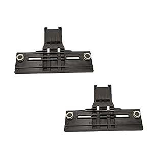 Amazon Com 2 Pack W10350376 Upper Rack Adjuster For